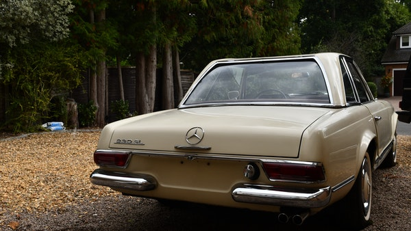 1964 Mercedes-Benz 230 SL 'Pagoda' For Sale (picture 25 of 204)