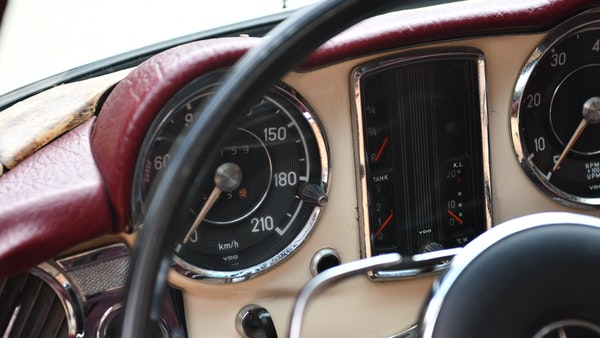 1964 Mercedes-Benz 230 SL 'Pagoda' For Sale (picture 51 of 204)