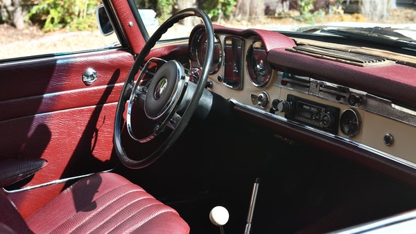 1964 Mercedes-Benz 230 SL 'Pagoda' For Sale (picture 44 of 204)