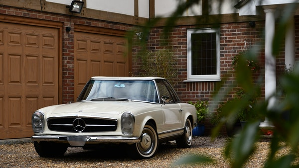 1964 Mercedes-Benz 230 SL 'Pagoda' For Sale (picture 20 of 204)