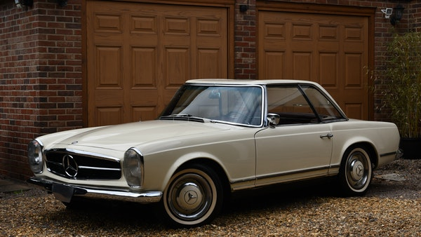1964 Mercedes-Benz 230 SL 'Pagoda' For Sale (picture 6 of 204)