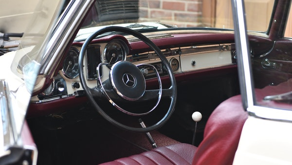 1964 Mercedes-Benz 230 SL 'Pagoda' For Sale (picture 37 of 204)