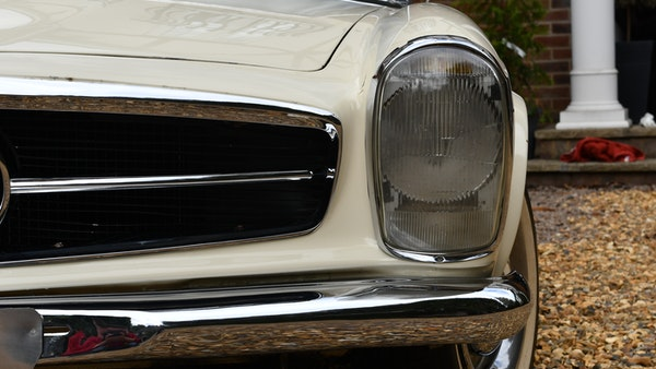 1964 Mercedes-Benz 230 SL 'Pagoda' For Sale (picture 98 of 204)