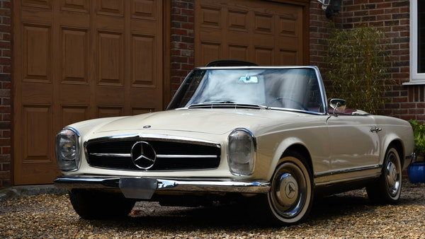 1964 Mercedes-Benz 230 SL 'Pagoda' For Sale (picture 15 of 204)