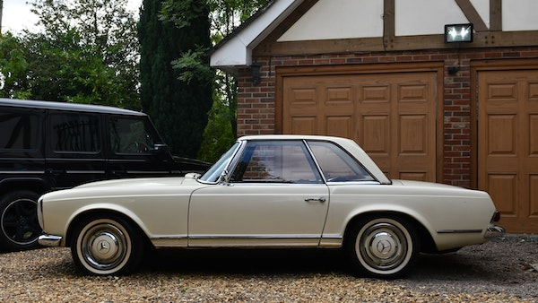 1964 Mercedes-Benz 230 SL 'Pagoda' For Sale (picture 5 of 204)