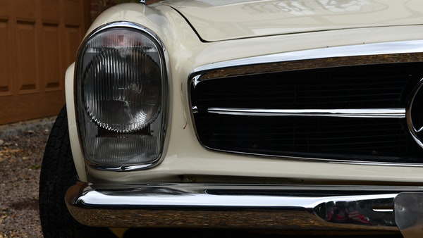 1964 Mercedes-Benz 230 SL 'Pagoda' For Sale (picture 97 of 204)
