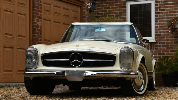 1964 Mercedes-Benz 230 SL 'Pagoda' For Sale (picture 24 of 204)