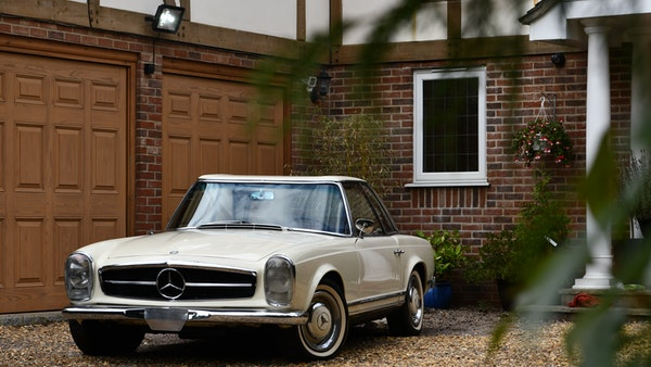 1964 Mercedes-Benz 230 SL 'Pagoda' For Sale (picture 22 of 204)