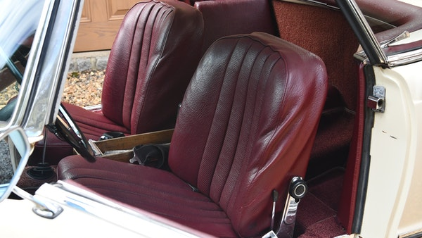 1964 Mercedes-Benz 230 SL 'Pagoda' For Sale (picture 66 of 204)