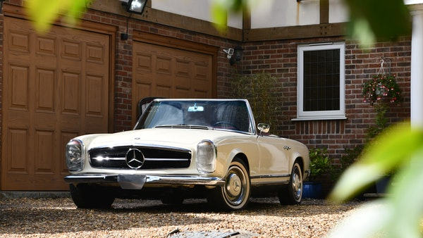 1964 Mercedes-Benz 230 SL 'Pagoda' For Sale (picture 1 of 204)