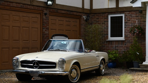 1964 Mercedes-Benz 230 SL 'Pagoda' For Sale (picture 13 of 204)