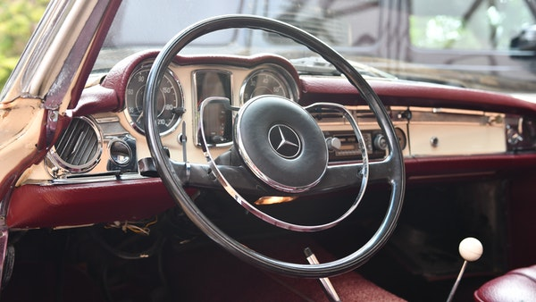 1964 Mercedes-Benz 230 SL 'Pagoda' For Sale (picture 46 of 204)