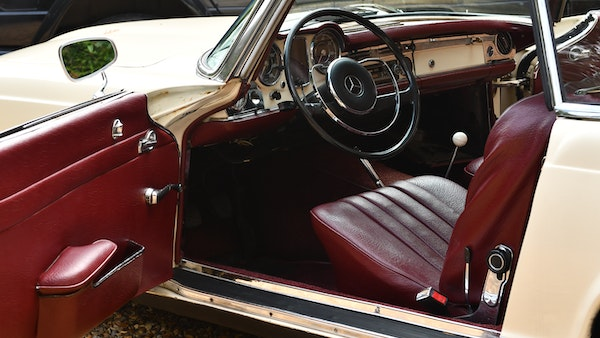 1964 Mercedes-Benz 230 SL 'Pagoda' For Sale (picture 34 of 204)