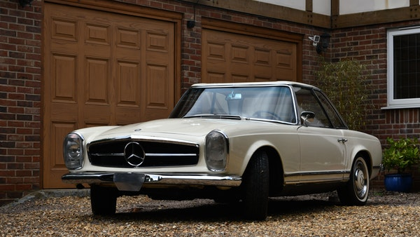 1964 Mercedes-Benz 230 SL 'Pagoda' For Sale (picture 11 of 204)