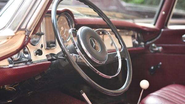 1964 Mercedes-Benz 230 SL 'Pagoda' For Sale (picture 47 of 204)