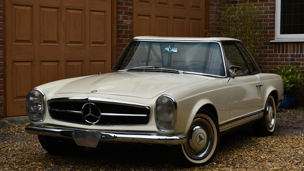 1964 Mercedes-Benz 230 SL 'Pagoda' For Sale (picture 19 of 204)