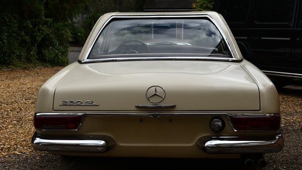 1964 Mercedes-Benz 230 SL 'Pagoda' For Sale (picture 4 of 204)