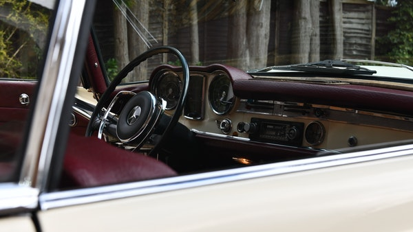 1964 Mercedes-Benz 230 SL 'Pagoda' For Sale (picture 36 of 204)