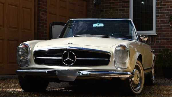 1964 Mercedes-Benz 230 SL 'Pagoda' For Sale (picture 12 of 204)