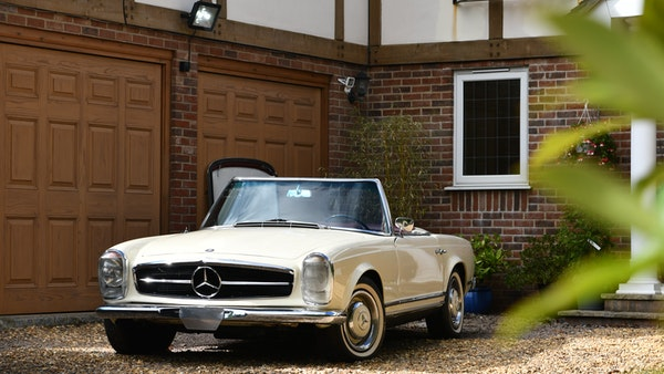 1964 Mercedes-Benz 230 SL 'Pagoda' For Sale (picture 7 of 204)