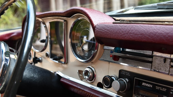 1964 Mercedes-Benz 230 SL 'Pagoda' For Sale (picture 57 of 204)