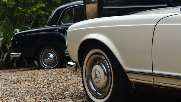 1964 Mercedes-Benz 230 SL 'Pagoda' For Sale (picture 127 of 204)