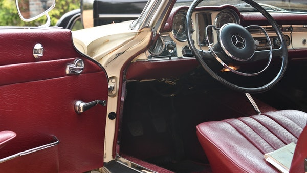 1964 Mercedes-Benz 230 SL 'Pagoda' For Sale (picture 41 of 204)