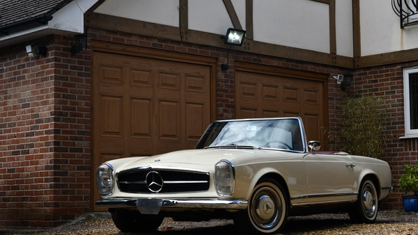 1964 Mercedes-Benz 230 SL 'Pagoda' For Sale (picture 3 of 204)