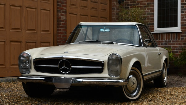 1964 Mercedes-Benz 230 SL 'Pagoda' For Sale (picture 17 of 204)