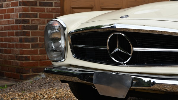 1964 Mercedes-Benz 230 SL 'Pagoda' For Sale (picture 96 of 204)
