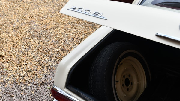 1964 Mercedes-Benz 230 SL 'Pagoda' For Sale (picture 157 of 204)