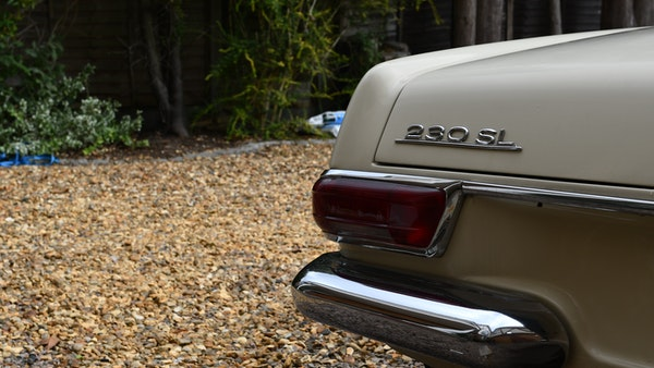 1964 Mercedes-Benz 230 SL 'Pagoda' For Sale (picture 124 of 204)