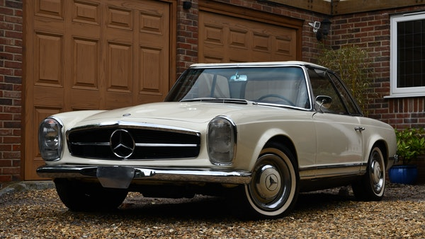 1964 Mercedes-Benz 230 SL 'Pagoda' For Sale (picture 10 of 204)