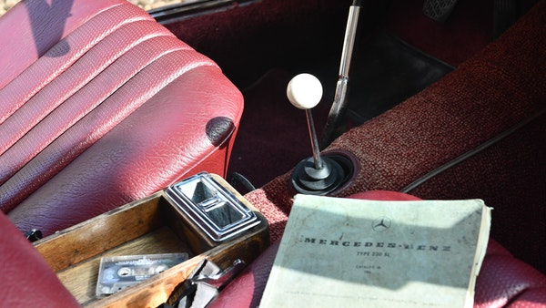 1964 Mercedes-Benz 230 SL 'Pagoda' For Sale (picture 64 of 204)