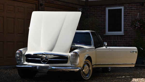 1964 Mercedes-Benz 230 SL 'Pagoda' For Sale (picture 168 of 204)