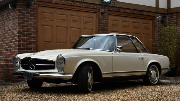 1964 Mercedes-Benz 230 SL 'Pagoda' For Sale (picture 9 of 204)