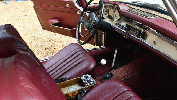 1964 Mercedes-Benz 230 SL 'Pagoda' For Sale (picture 50 of 204)