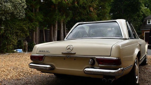 1964 Mercedes-Benz 230 SL 'Pagoda' For Sale (picture 29 of 204)