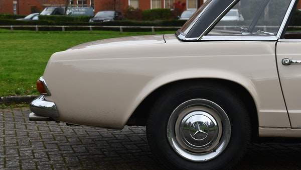 1966 Mercedes-Benz 230 SL 'Pagoda' For Sale (picture 52 of 134)