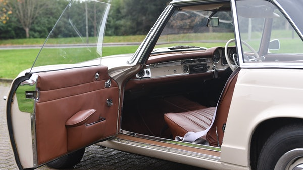 1966 Mercedes-Benz 230 SL 'Pagoda' For Sale (picture 19 of 134)