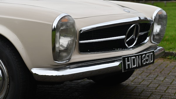 1966 Mercedes-Benz 230 SL 'Pagoda' For Sale (picture 49 of 134)