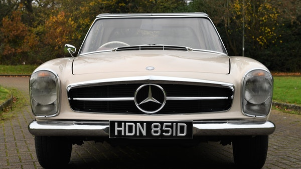 1966 Mercedes-Benz 230 SL 'Pagoda' For Sale (picture 11 of 134)