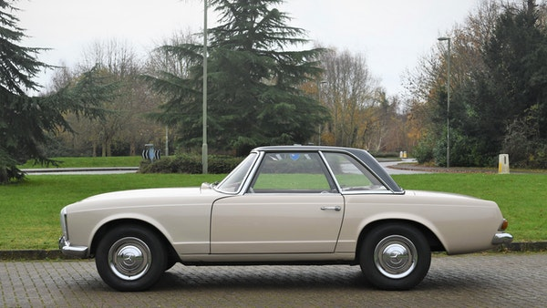 1966 Mercedes-Benz 230 SL 'Pagoda' For Sale (picture 4 of 134)