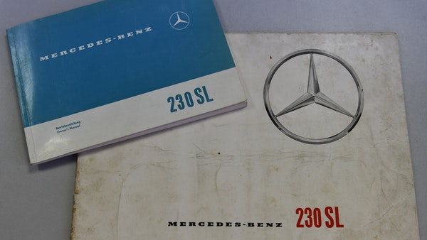 1966 Mercedes-Benz 230 SL 'Pagoda' For Sale (picture 124 of 134)