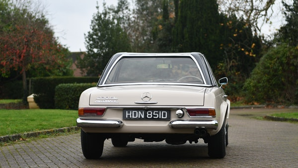 1966 Mercedes-Benz 230 SL 'Pagoda' For Sale (picture 10 of 134)