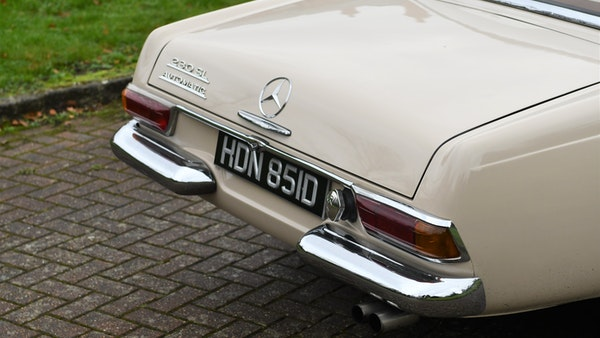 1966 Mercedes-Benz 230 SL 'Pagoda' For Sale (picture 48 of 134)