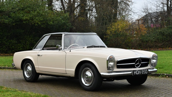 1966 Mercedes-Benz 230 SL 'Pagoda' For Sale (picture 1 of 134)
