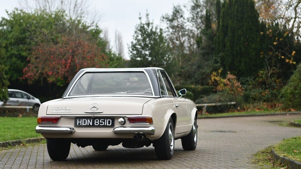 1966 Mercedes-Benz 230 SL 'Pagoda' For Sale (picture 13 of 134)