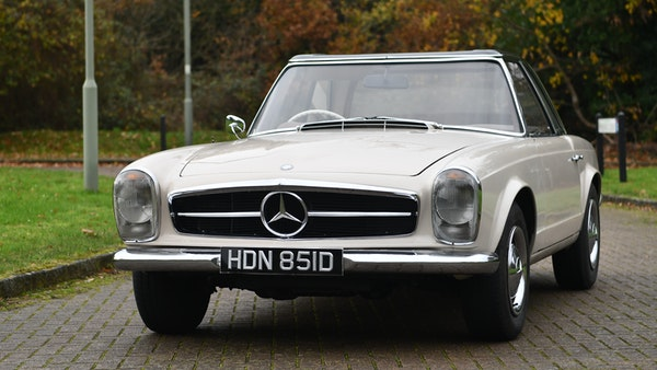 1966 Mercedes-Benz 230 SL 'Pagoda' For Sale (picture 3 of 134)