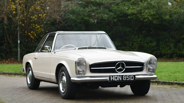 1966 Mercedes-Benz 230 SL 'Pagoda' For Sale (picture 12 of 134)